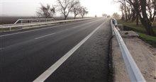 M2584   Most cez inundačné územie pred obcou Sládkovičovo