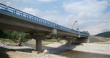 M9562   Most cez rieku Topľa na obchvate mesta Bardejov