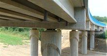 M9564   Most nad údolím bezmenného potoka na obchvate Bardejova