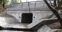 M9571 Most cez potok Jastrabec za obcou Svinica