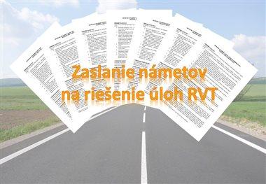 Návrh úloh RVT