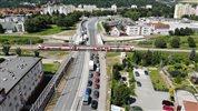 I/18 Prešov, Levočská - Obrancov mieru križovatka, most